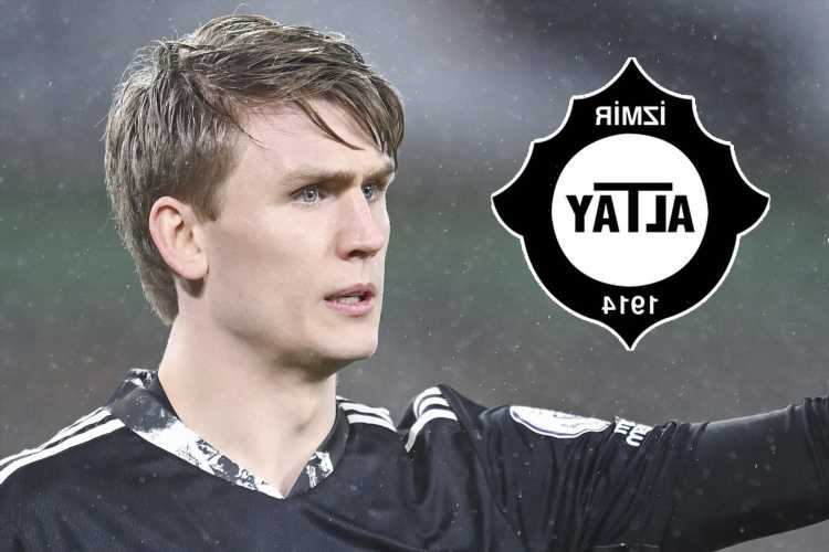 Arsenal keeper Alex Runarsson in talks over permanent transfer to Turkish minnows Altay Spor after flop spell