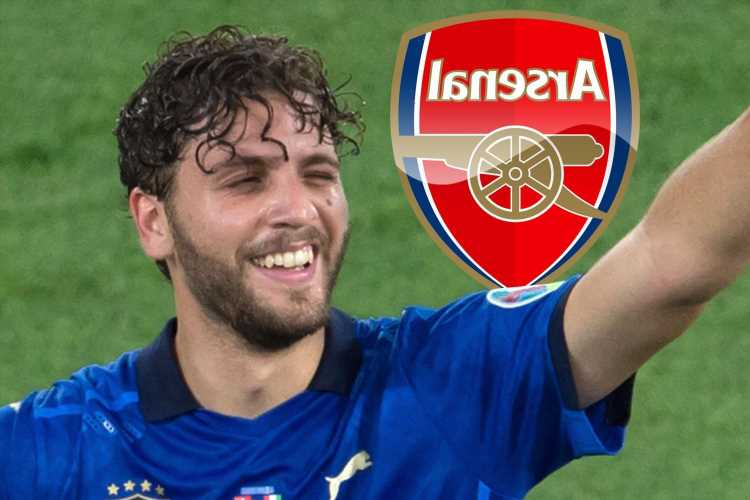 Arsenal make formal transfer bid for Italy Euro 2020 star Manuel Locatelli but Sassuolo confirm Juventus also in running