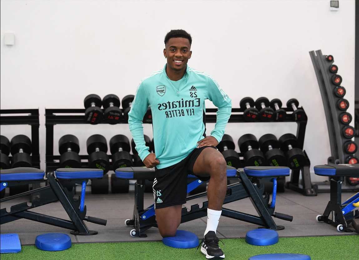 Arsenal set to KEEP Joe Willock this season and reject Newcastle transfer interest after stunning loan spell last year