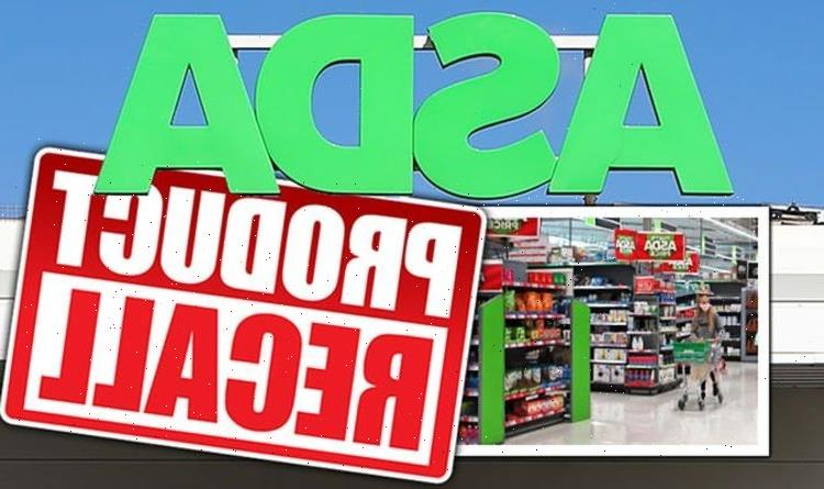 Asda issues recall on chicken, books and more – including salmonella fears & choking risk
