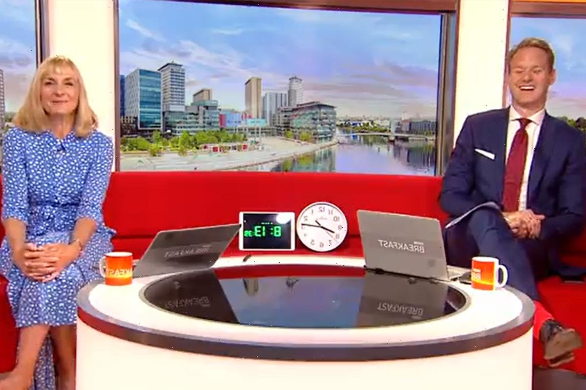 BBC Breakfast forced to take dramatic new measures after clock blunder sparks backlash from viewers