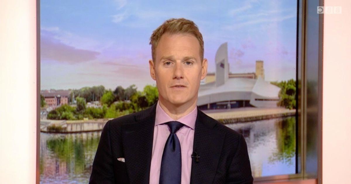 BBC Breakfasts Dan Walker admits he misses banter with TV rival Piers Morgan