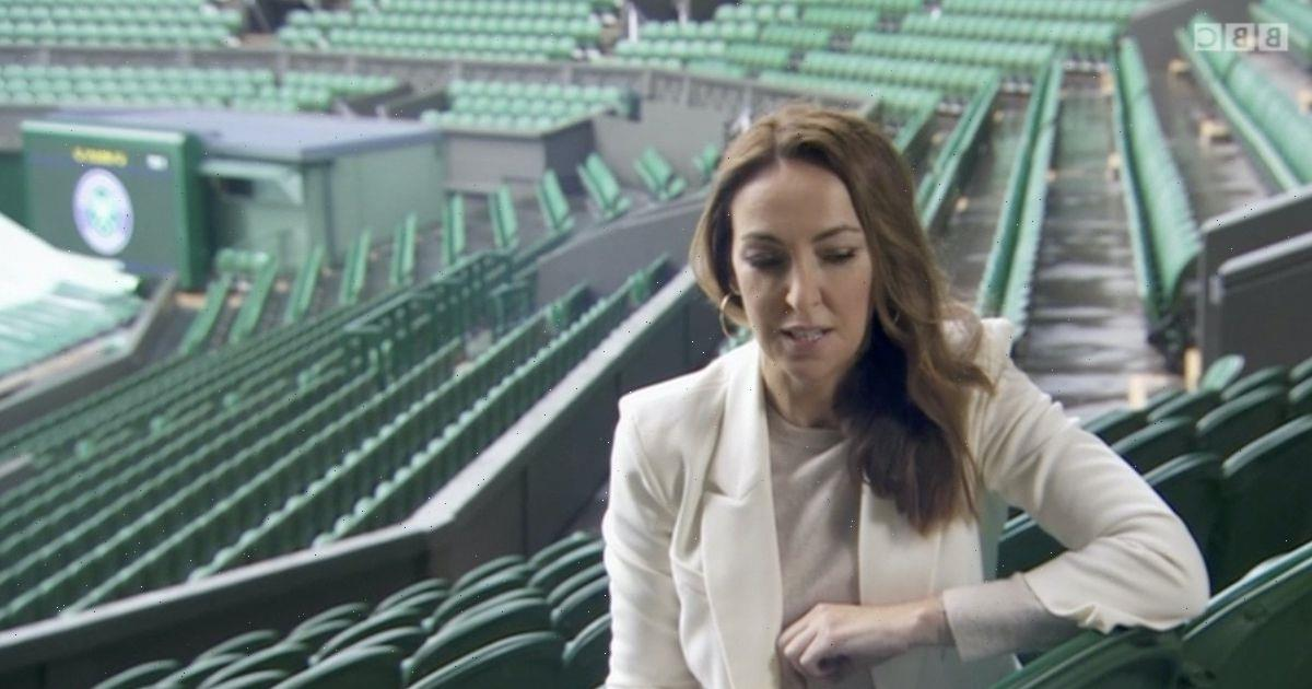 BBC Breakfast's Sally Nugent 'heartbroken' after witnessing sad loss for England
