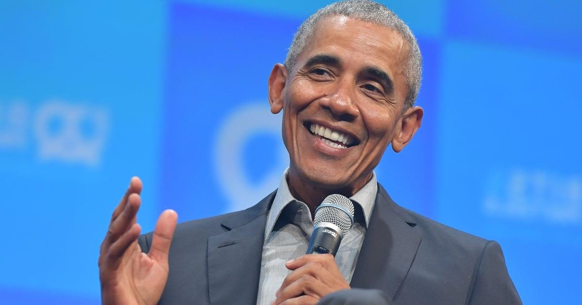 Barack Obama Shared His Summer 2021 Playlist, and It's Just as Cool as You'd Expect