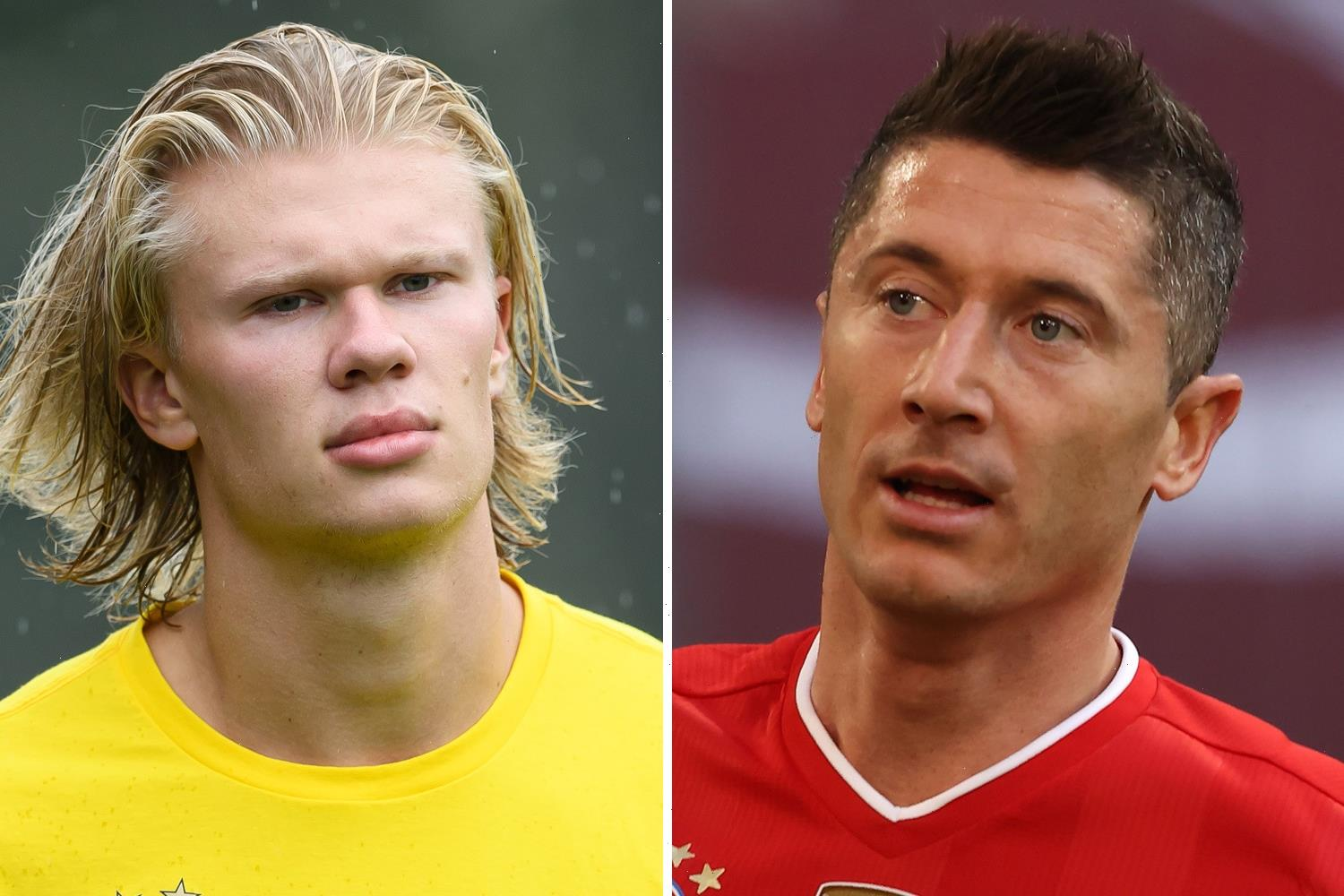 Bayern rule out Chelsea transfer for Robert Lewandowski and say they are not in running for Erling Haaland this summer