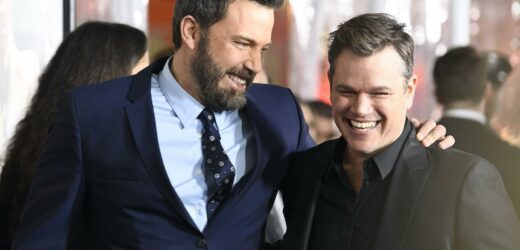 Ben Affleck and Matt Damon Used Their 'Good Will Hunting' Cover Story in 'Variety' To Secure an Apartment