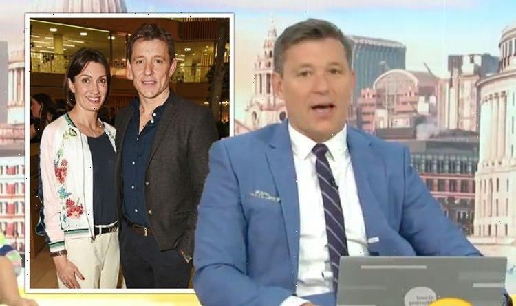 Ben Shephard admits wife is 'really struggling' as he shares update on horror injury