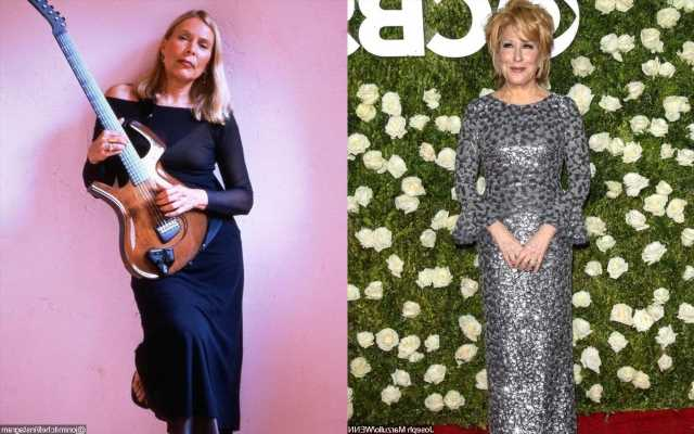 Bette Midler and Joni Mitchell Unveiled Among 2021 Kennedy Center Honors Recipients