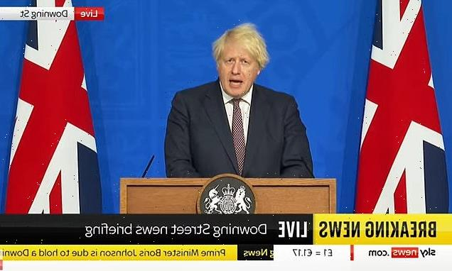 Boris says self isolation for double-jabbed must stay for now