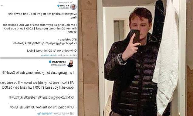 British suspect in huge Twitter hack last year is arrested in Spain
