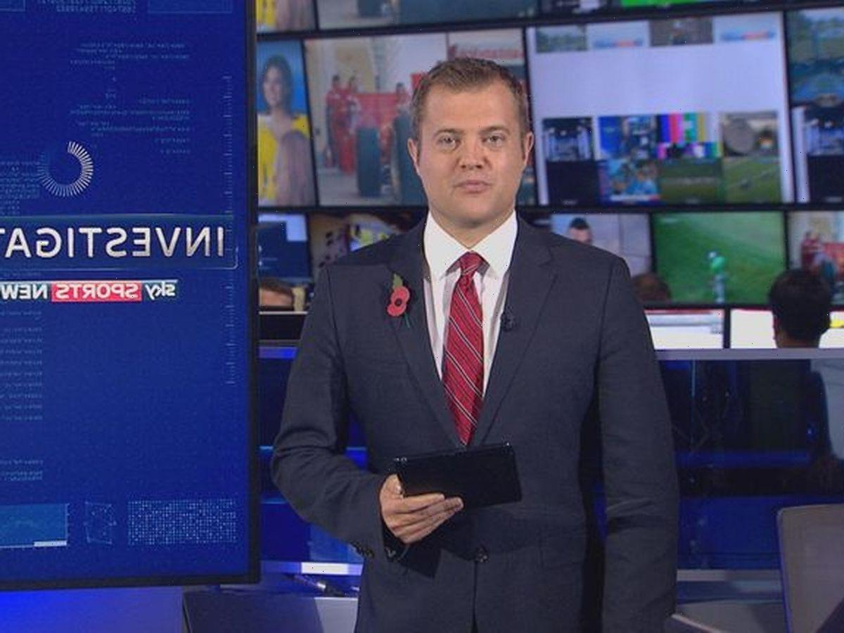 Bryan Swanson announces he will leave Sky Sports after 18 years to take up new job at Fifa