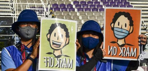 COVID cases spike in Tokyo amid Olympic games