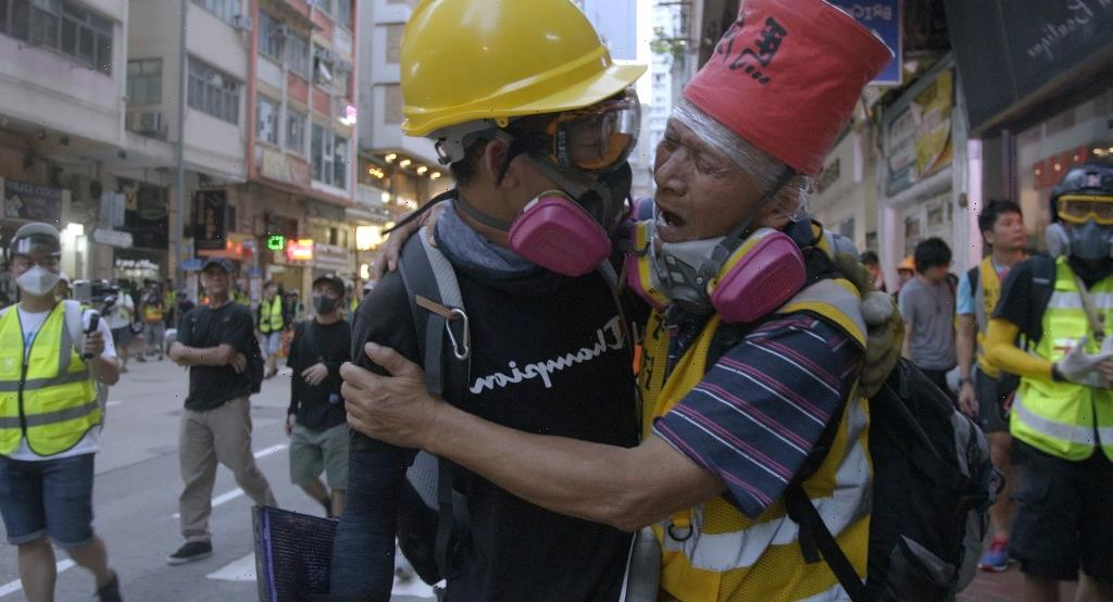 Cannes Quietly World Premieres Hong Kong Protests Doc 'Revolution Of Our Times'