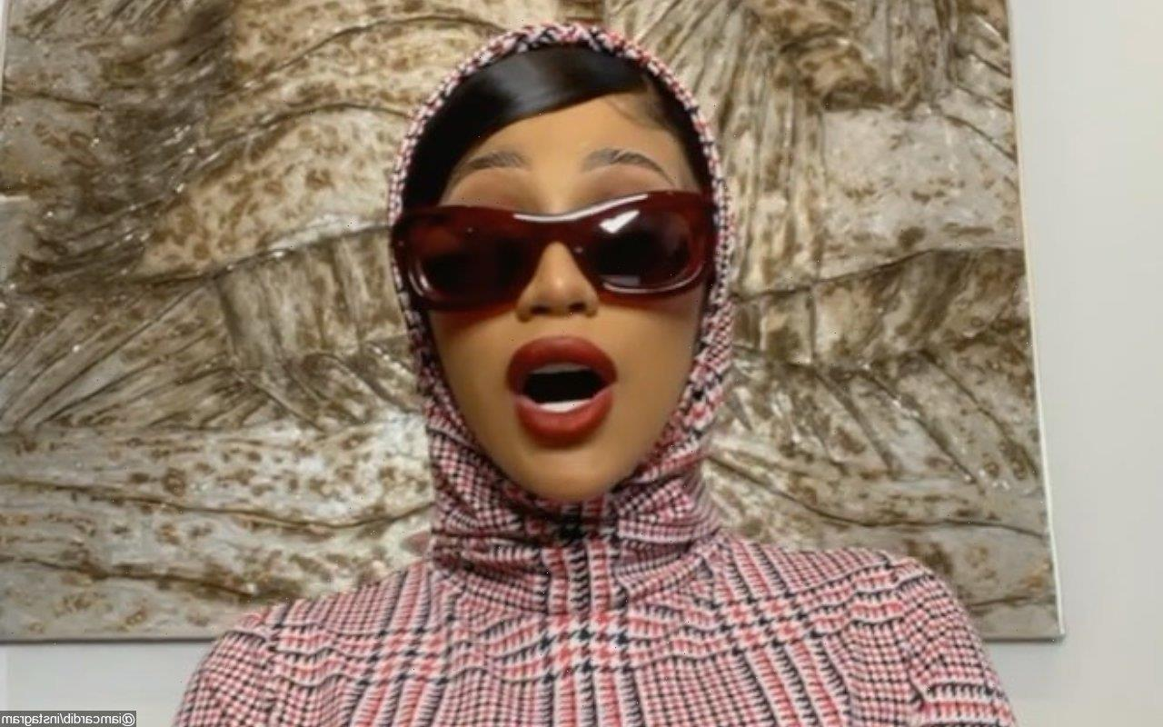 Cardi B Responds to Twitter Post Suggesting She Only Has Hits Due to TikTok