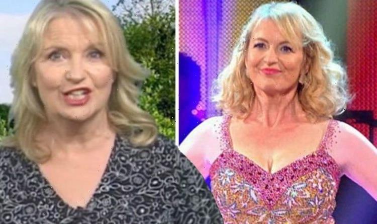 Carol Kirkwood talks Strictly Come Dancing outfit concerns: 'Bit more modest'