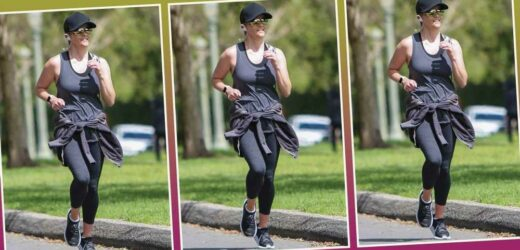 Celebs From Reese Witherspoon to Emily Ratajkowski Are Wearing These Sneakers for 'Hot Girl Walks' This Summer
