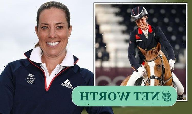 Charlotte Dujardin net worth: British Olympian has staggering sum in the bank