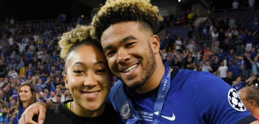 Chelsea launch final transfer bid for Reece James' sister Lauren after growing frustrated in talks with Man Utd