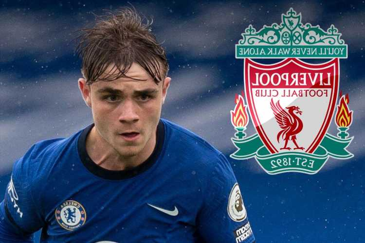 Chelsea starlet Lewis Bate facing uncertain future as contract talks stall while Liverpool look to swoop for 18-year-old