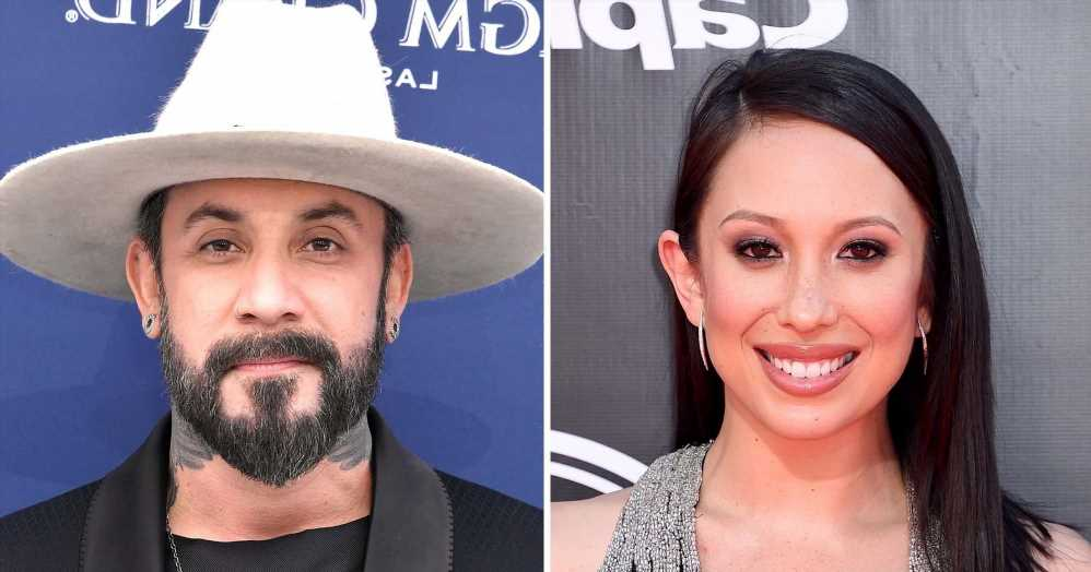 Cheryl Burke Attended Her First AA Meeting With Support From AJ McLean