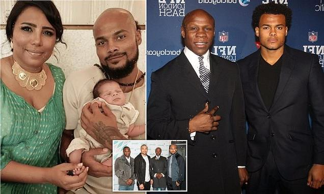 Chris Eubank pays tribute to his 'loving son' Sebastian after funeral