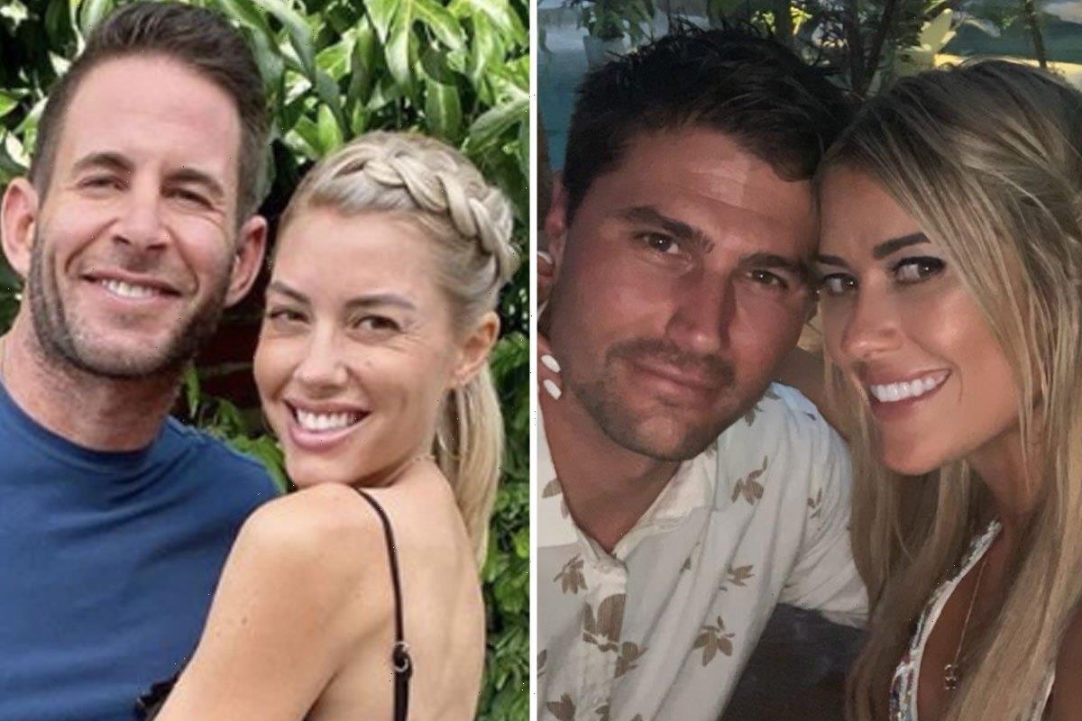 Christina Haack's ex-husband Tarek El Moussa reveals he's met her hunky new boyfriend Joshua Hall