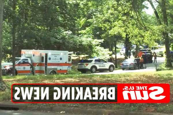 Cleveland Park active shooter alert: Hunt for gunman after 'two Spartanburg water employees and a cop are shot'