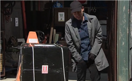 Coronation Street blunder as Todd Grimshaw steals a huge heat pump in a van with a dead body