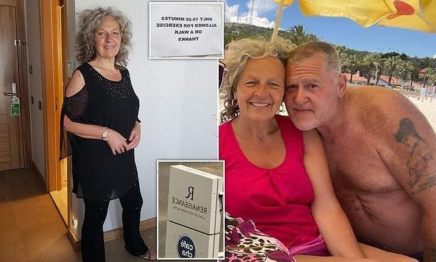 Couple held at quarantine airport against will despite being exempt