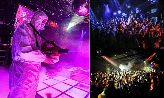 Covid UK: Nightclubs to throw doors open at midnight on Freedom Day