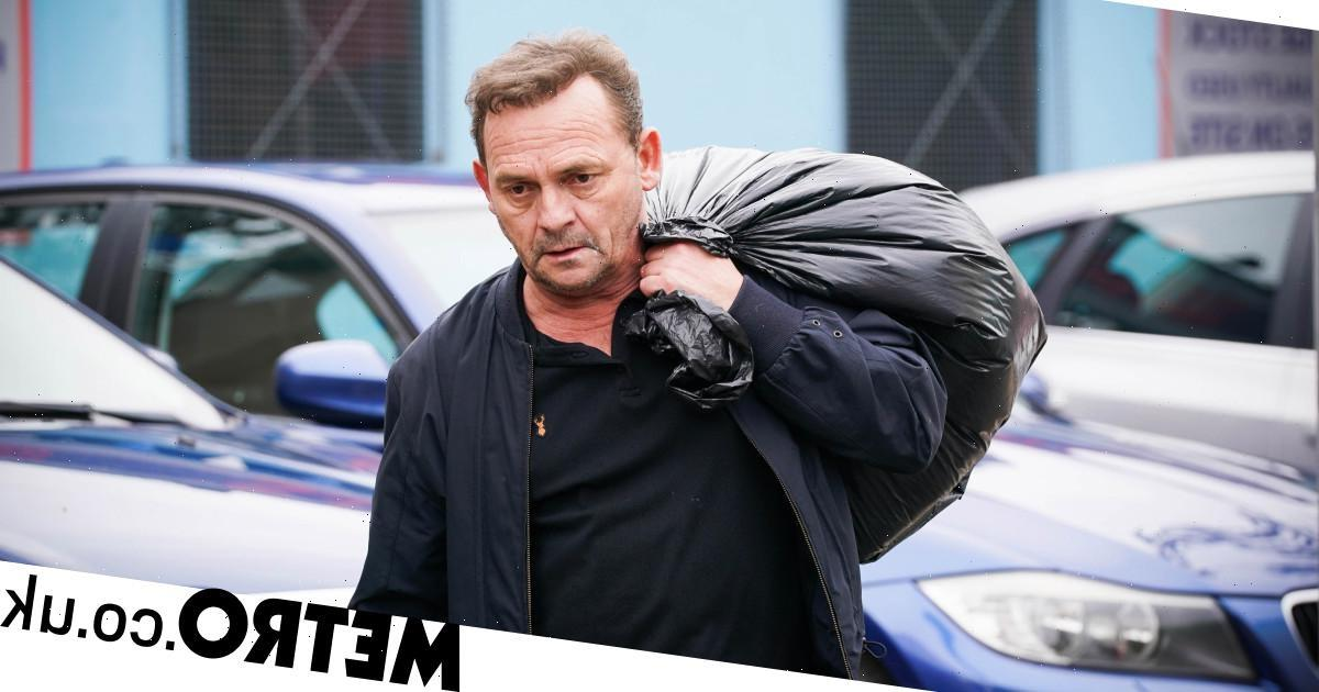 Crisis as Honey discovers that Billy is homeless in EastEnders