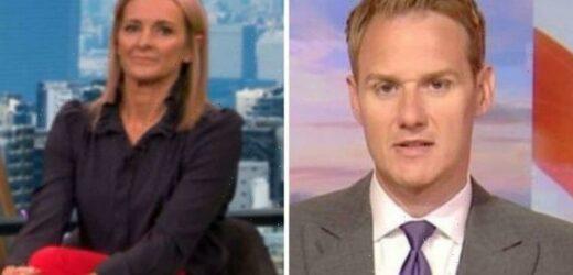 Dan Walker replaced by Gabby Logan in BBC Olympic Breakfast presenting shake-up