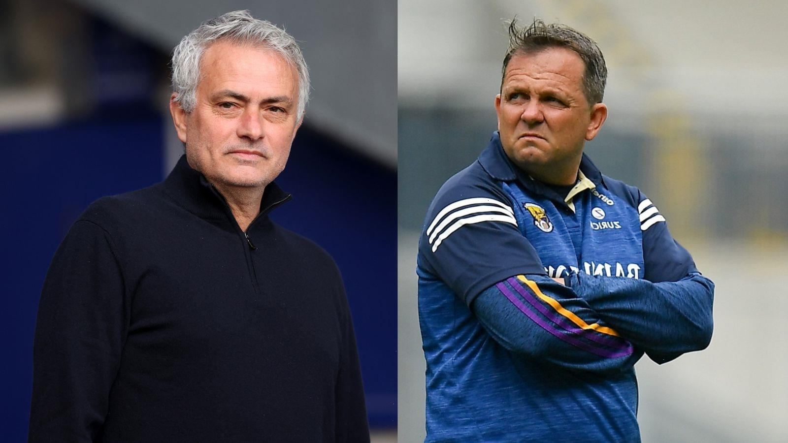 Davy Fitzgerald takes the focus away from his players in a similar fashion to Jose Mourinho, says Anthony Nash