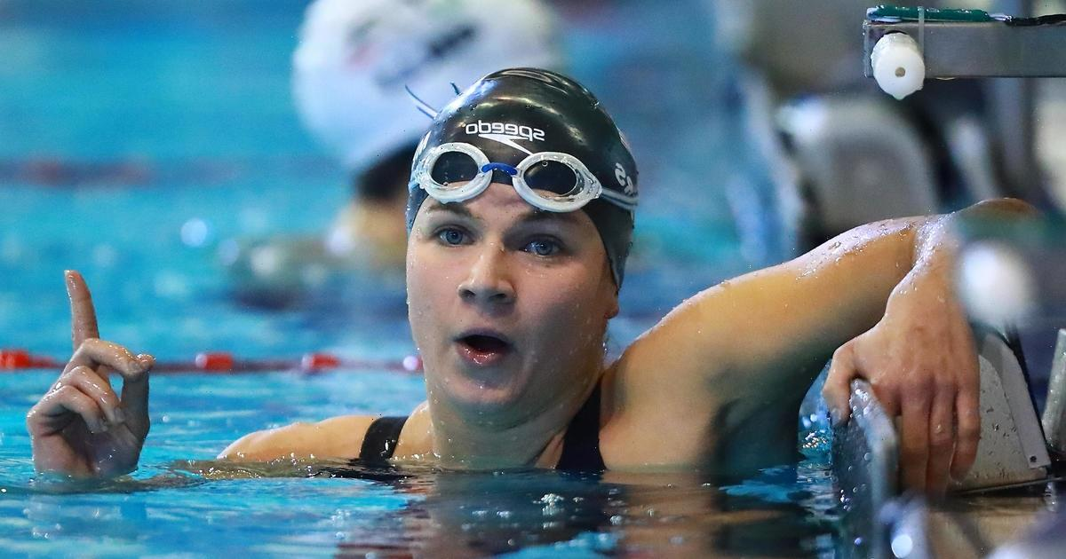 Deaf-blind swimmer Becca Meyers drops out of Paralympic Games after being denied personal care assistant