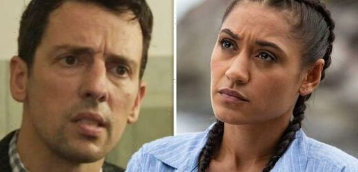 Death in Paradise: Florence Cassell star addresses questions over 'complicated' co-star