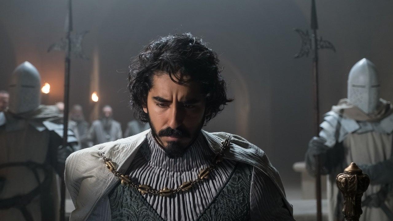 Dev Patel and Joel Edgerton Talk 'The Green Knight' (Exclusive)