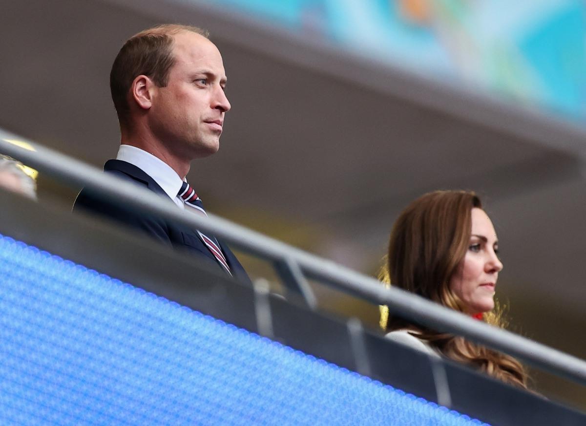 Did Prince William purposefully snub the Italian team & politicians at the Euros?