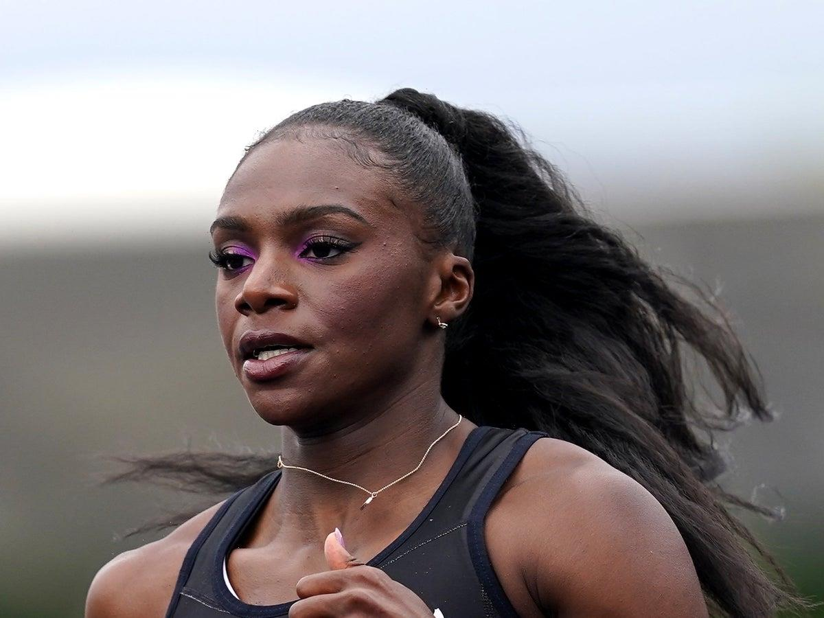 Dina Asher-Smith withdraws from British Grand Prix to protect tight hamstring