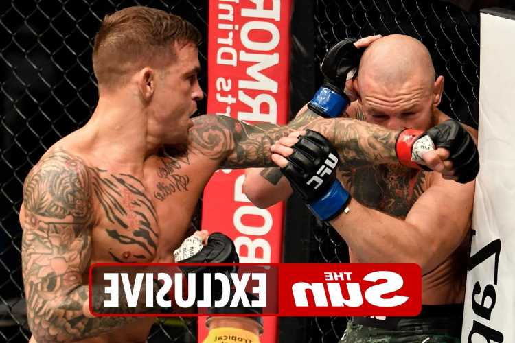 Dustin Poirier's team warn Conor McGregor not to expect the 'same' Diamond at UFC 264 as Notorious plots changes