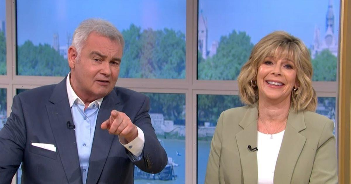 Eamonn Holmes calls This Morning 'depressing' and labels agony aunt 'Ms Misery'
