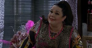 Emmerdales Lisa Riley teases plot after Mandy lets slip she has feelings for Jimmy