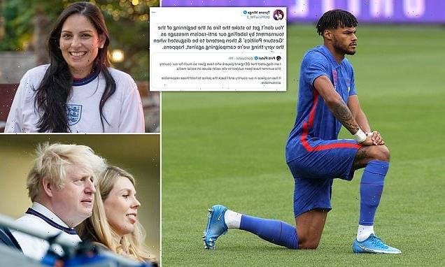 England ace Tyrone Mings says Priti Patel 'stoked the fire' of racism