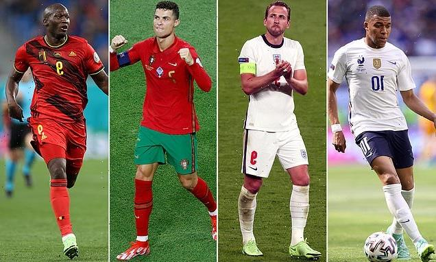 Euro 2020 Golden Boot race: Latest goals and assist standings