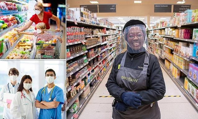 Face masks expected to remain in public life beyond 'Freedom Day'