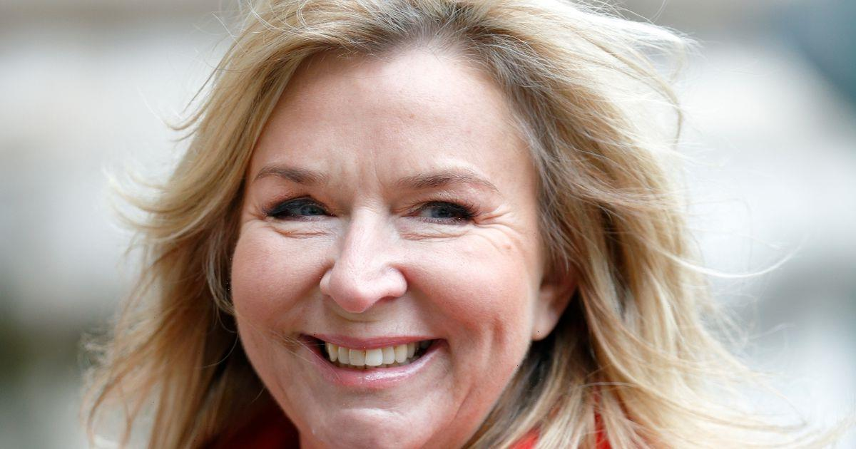 Fern Britton details 'tough time after split from Phil Vickery after 20 years together