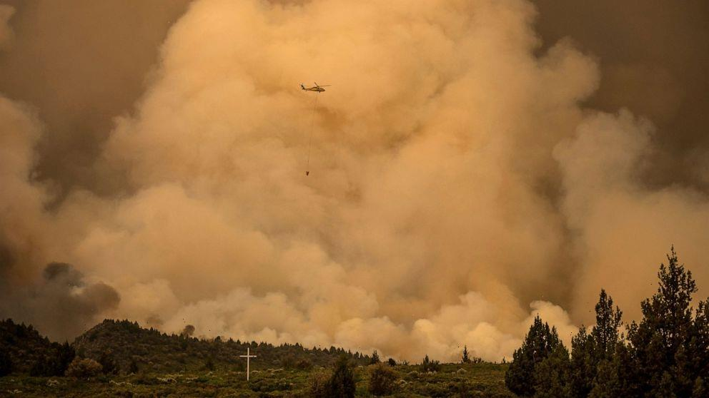 Fires threaten California homes as July Fourth danger looms