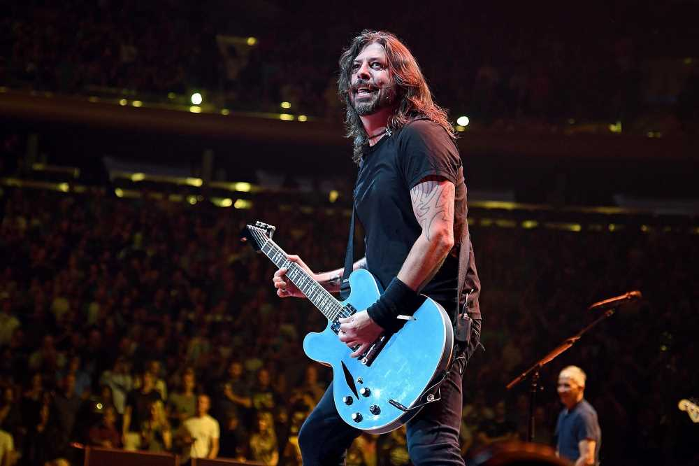 Foo Fighters postpone show due to confirmed COVID-19 case