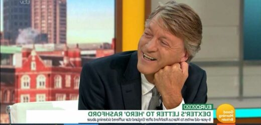 GMB fans in hysterics at Richard Madeley's 'Alan Partridge gaffe' as he tells boy, 9, Marcus Rashford should have scored