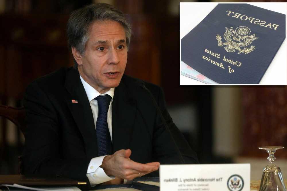 GOP Rep. Tim Burchett accuses State Department of 'woke PR' over passport genders