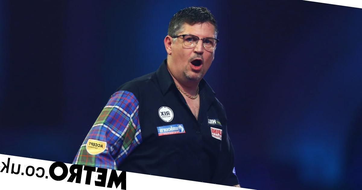 Gary Anderson rules out Michael van Gerwen in bold World Matchplay prediction